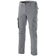 Pantaloni Berlin Fashion Grey Elasticizzati