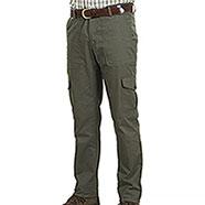 Pantaloni Beretta Cargo Hunting Man Green