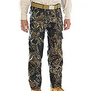 Pantaloni Caccia Foderati New Wood