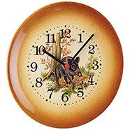 Orologio Cinghiale Ceramica Country