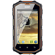 Smartphone Forte ST-S401 Nero/Arancio Saiet