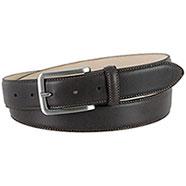 Cintura Pelle Classic Brown Moka