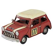 Modellino Auto Rossa da Corsa