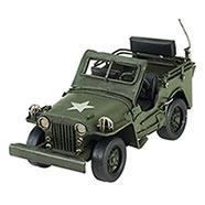 Modellino Auto Militare