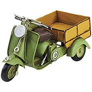 Modellino Moto Tre Ruote