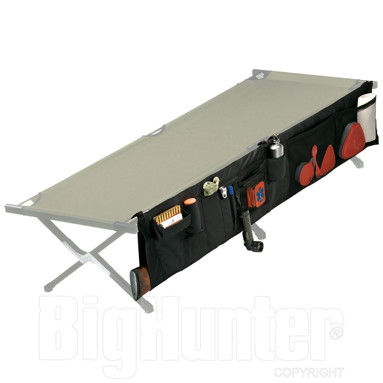 Sacca porta accessori per letto da campeggio - Letto da campeggio ...