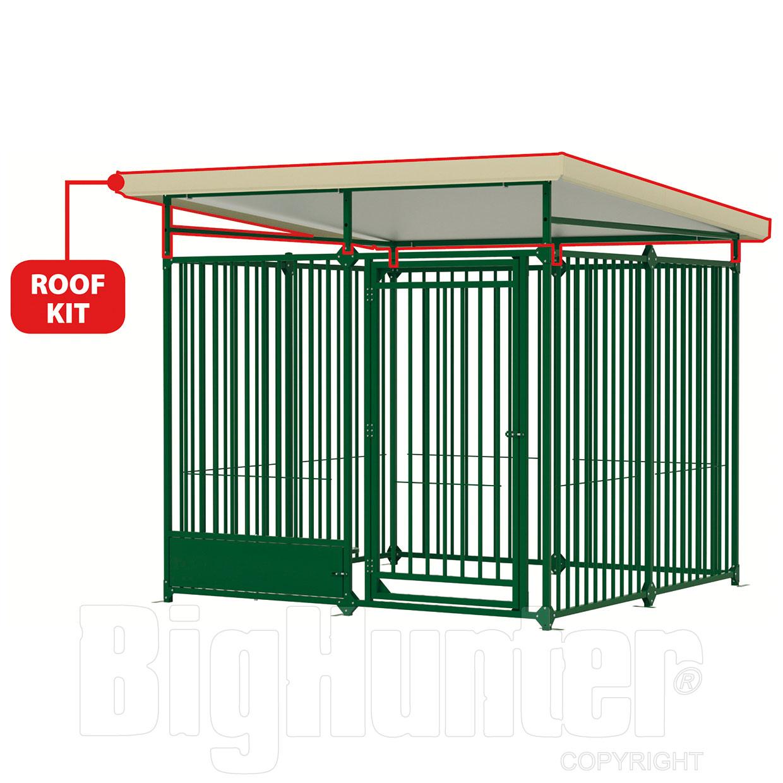 Ferplast kit tetto recinto per cani modulare dog pen for Box modulare per auto
