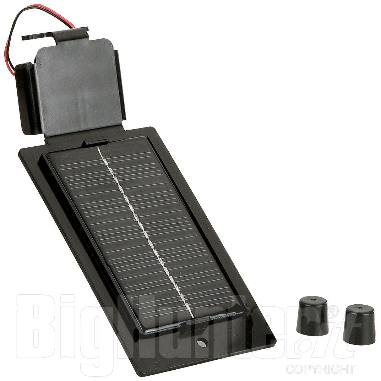 Pannello Solare Per Defender : Pannello solare per distributore automatico