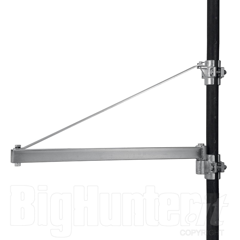 Braccio per paranco 125 for Braccio per paranco elettrico