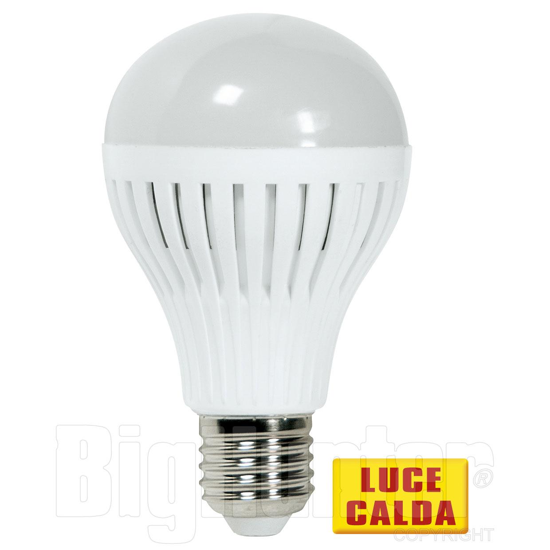 lampadina a led globo 7w luce calda lampadina a led con attacco e27 7w ...