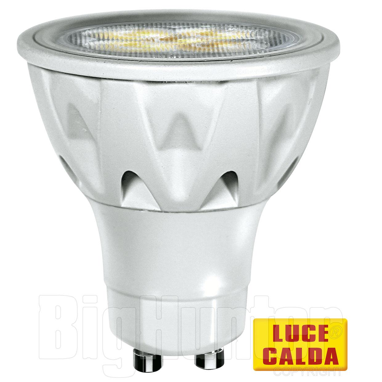 Lampadina a Led Faretto PAR16 6W Luce Calda