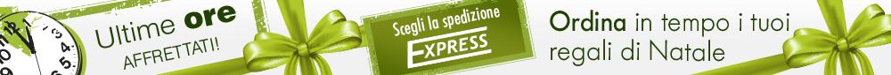 Spese di spedizione gratuite