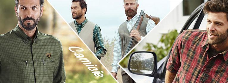 camicie da caccia