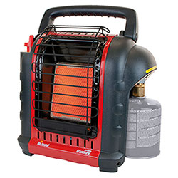 Stufe Portatile Mr. Heater Buddy 2,4Kw