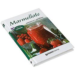 Libro Marmellate Conserve e Gelatine Giunti Editore