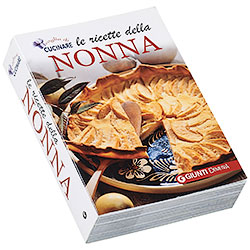 Libro Le Ricette della Nonna Giunti Demetra Editore
