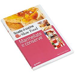 Libro Marmellate e Conserve Slow Food Editore
