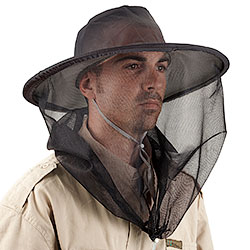 Insect-Proof Net Hat