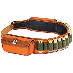 Cartuccera Fucile Kalibro Doppia Tasca Cordura Orange