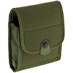 Hunting rifle magazine pouch