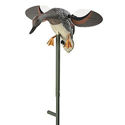Mojo Gadwall Decoy with Rotating Wings