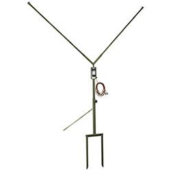Giostra Caccia Maxi Colombaccio Aste Fino a 4,8 m cad.