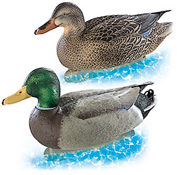Greenhead High Quality Set 6 Mallard Decoys