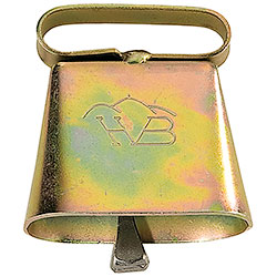 Small French Cowbell
