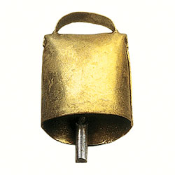 Small Square Cowbell