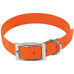 Collare per cani Biothane Beta Orange
