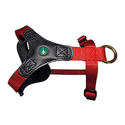 Pettorina per cani Niggeloh Tracking Red/Black 33