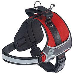 Pettorina per cani Ferplast Hercules Reflex Extra Large Red