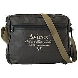 Borsa Avirex Alifax Reporter Bag Cotone Cerato Waterproof