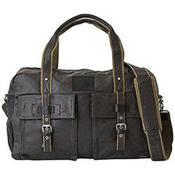 Borsone Avirex Alifax Hand Bag Cotone Cerato Waterproof