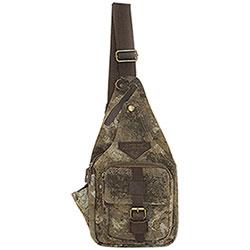 Borsello Avirex Monospalla Sling Bag DST Camouflage