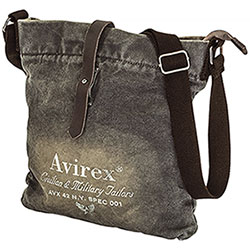 Borsa  Avirex Line 140506 Canvasand Leather
