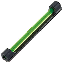 Mirino Alluminio Tondo Green 6x50