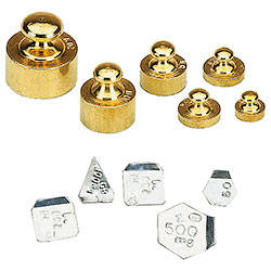Set of replacement weights
