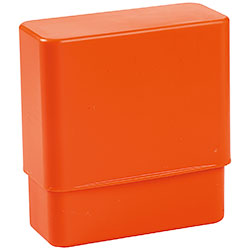 Porta Munizioni Tascabile Orange 10 Grossi Calibri