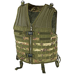 Foliage-design Tactical Vest