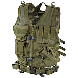 Green BagPack Tactical Vest