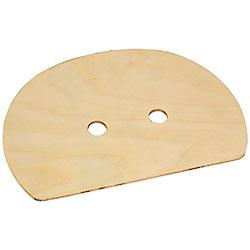 Divider Panel for Wood Mushroom Pannier