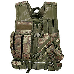 Gilet Tactical BagPack Vegetato