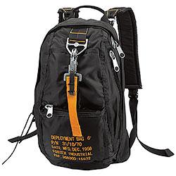 Zaino Bag Six Black Deployment