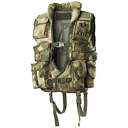 Gilet Tattico Combat Green Rock