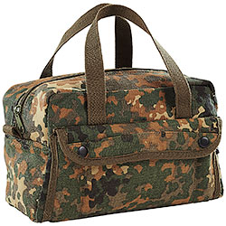 Borsa Medium Flecktarn