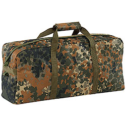 Borsa Large Flecktarn