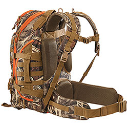 Zaino BigHunter Evolution Bushcamo HV
