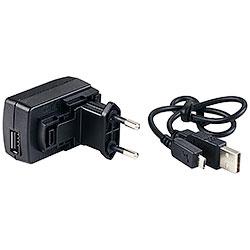 Carica Batteria Led Lenser con Cavo USB
