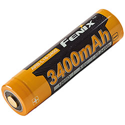 Batteria 18650 Fenix Ricaricabile  Li-ion ARB-L18-3400